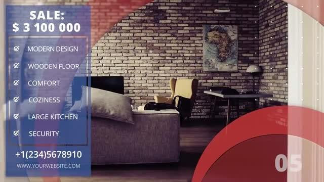Minimal Estate Promo: Premiere Pro Templates