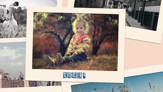 Photo Slide: After Effects Templates