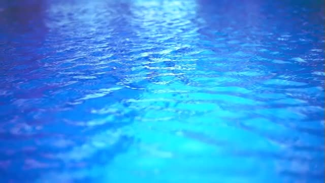 Pool Water: Stock Video