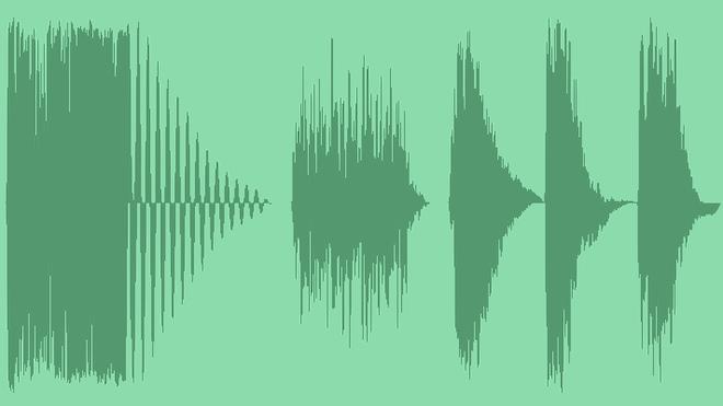 Thriller Ambiance Audio: Sound Effects