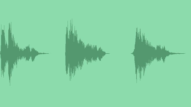 Orchestral Hit Achievement: Sound Effects