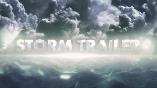 Storm/Thunder Trailer: After Effects Templates