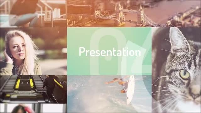 Multi-Purpose Slideshow: Premiere Pro Templates