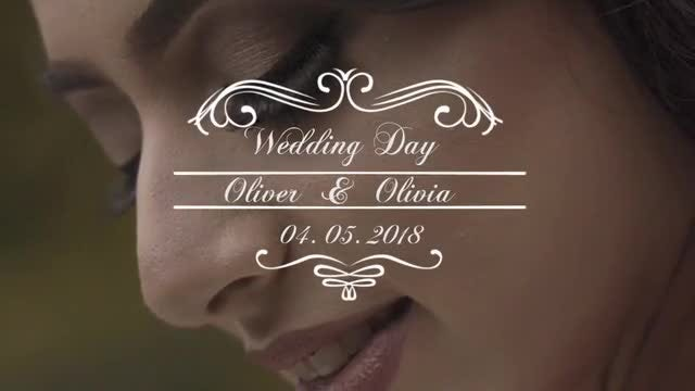 Romantic Wedding Memories: Premiere Pro Templates