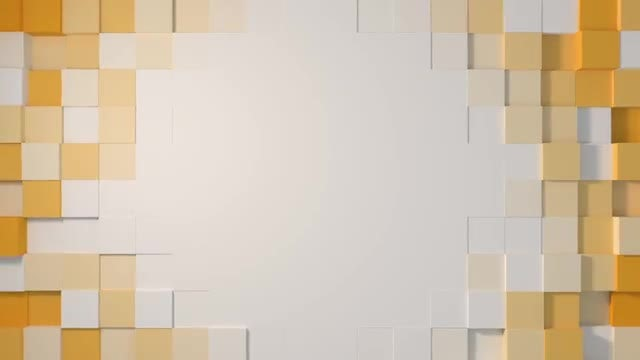 Background With Cubes: Stock Motion Graphics