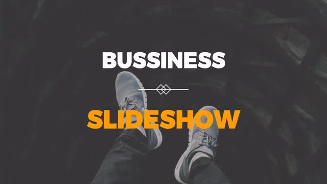 Business Slideshow : After Effects Templates