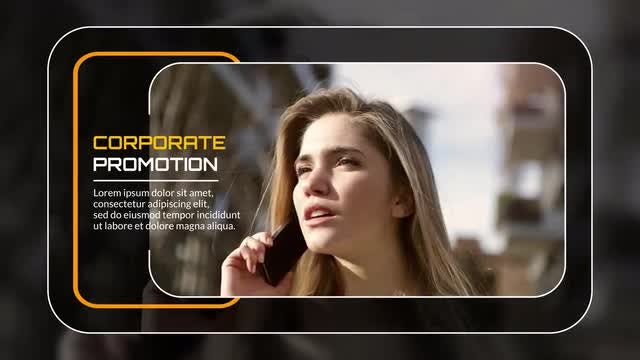 Modern Presentation: After Effects Templates