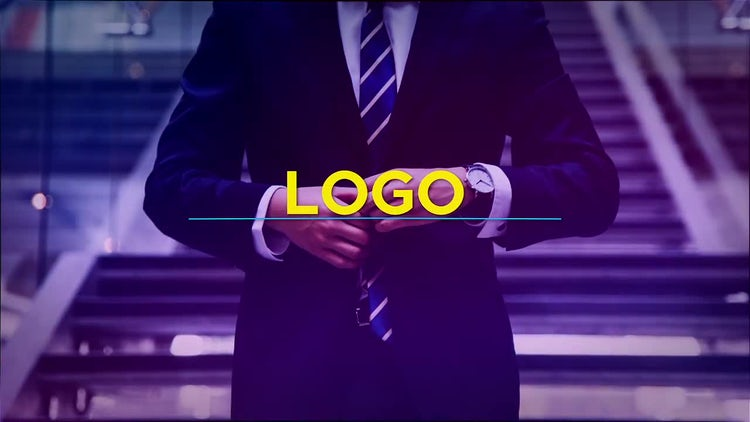 Elegant Business Introduction: After Effects Templates