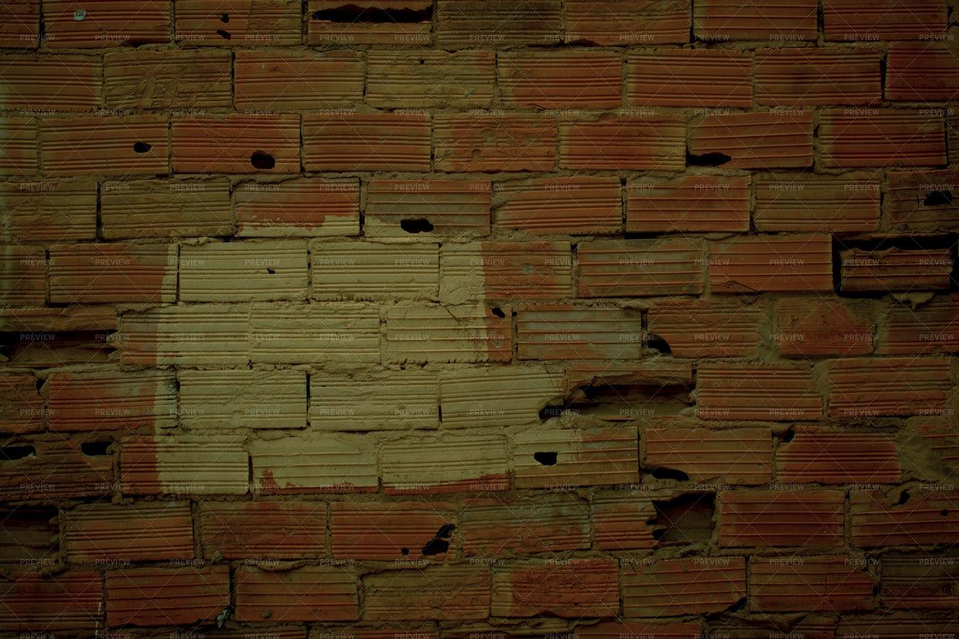 Old Damaged Wall: Stock Photos