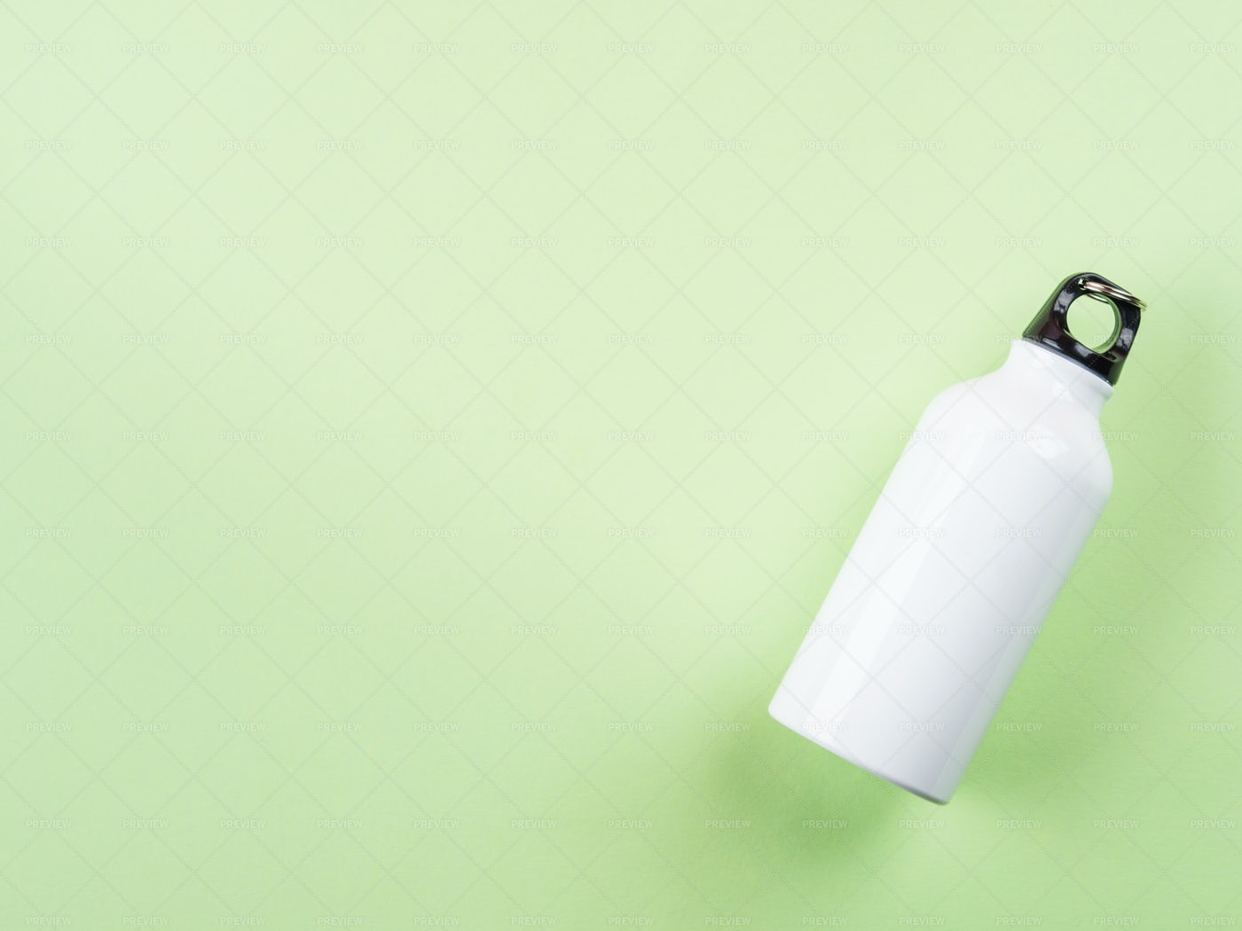 Zero Waste Reusable Bottle: Stock Photos