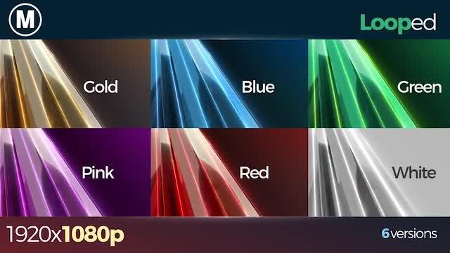 Diagonal Column Background Pack : Stock Motion Graphics