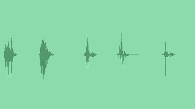 Dropdown List Sounds: Sound Effects