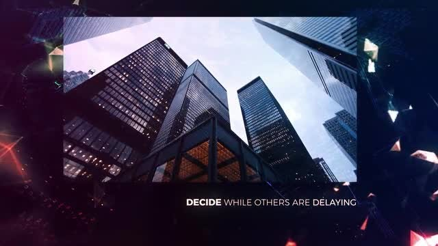 Success Inspiration Slides: After Effects Templates