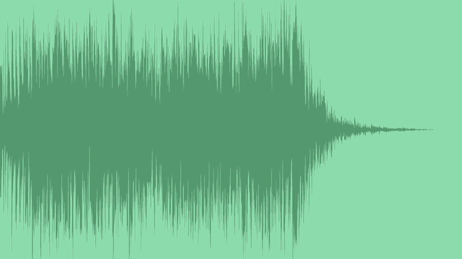 Drumstep Energizing Logo: Royalty Free Music