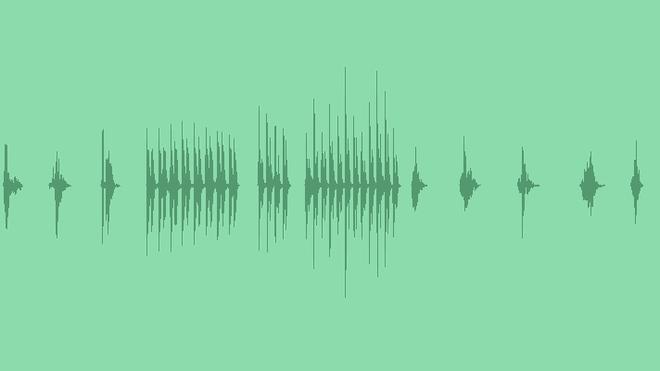 Cartoon Valentine's Day: Sound Effects
