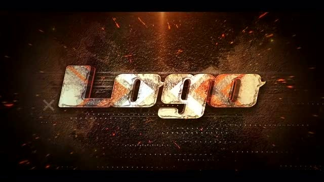 Fast Action Logo: After Effects Templates