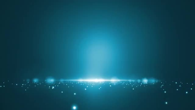 Blue Lights: Stock Motion Graphics