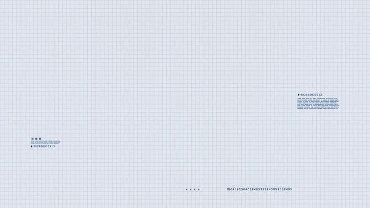 Data Grid: Stock Motion Graphics
