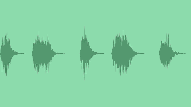 Choir Transitions: Sound Effects
