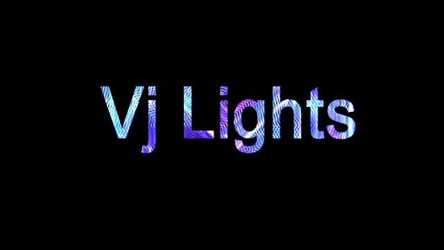 VJ Lights: Stock Motion Graphics