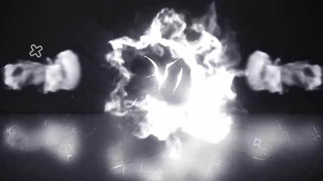 Dark Smoke Logo  : After Effects Templates