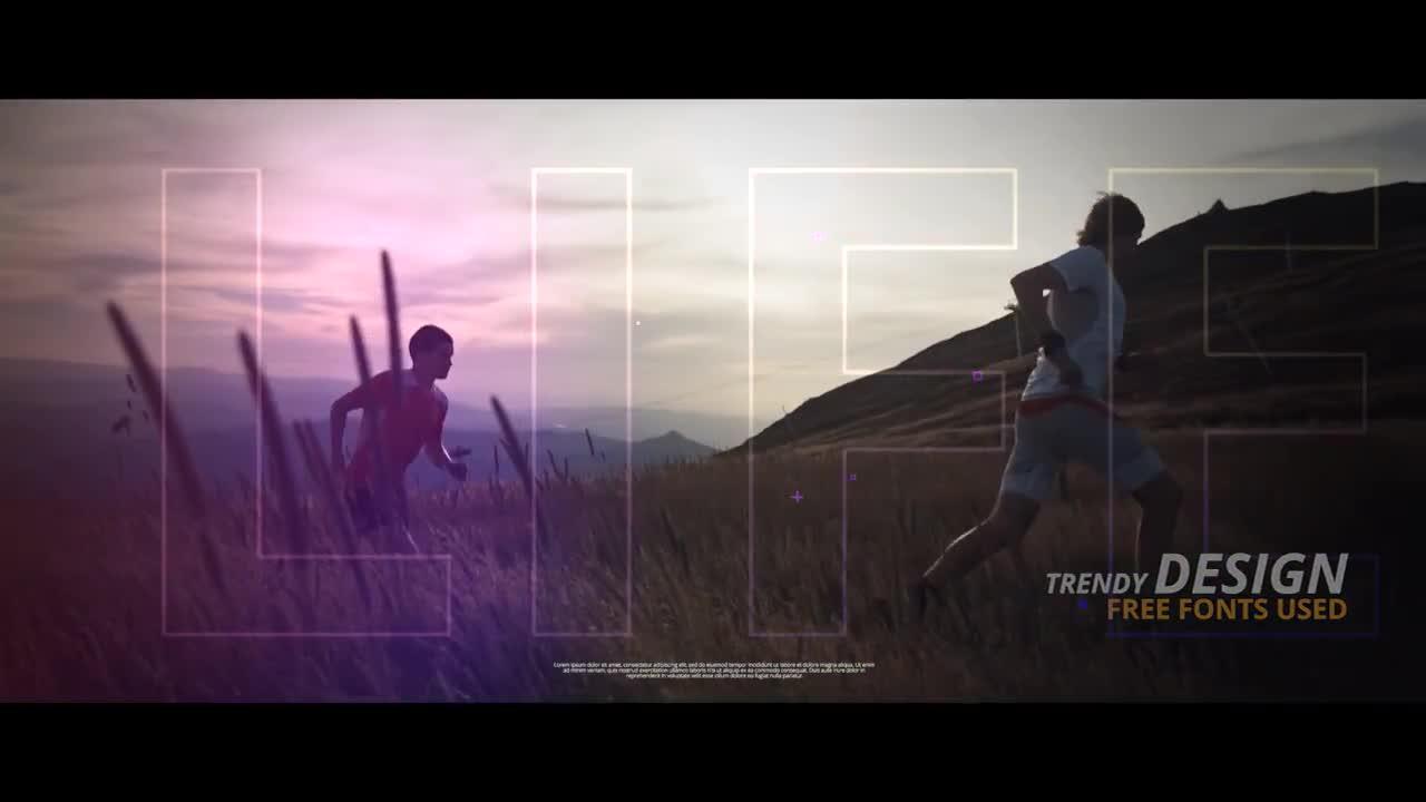 Cinematic Opener - Premiere Pro Templates 90355