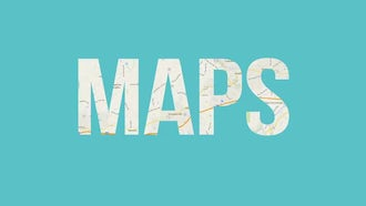 Maps: After Effects Templates