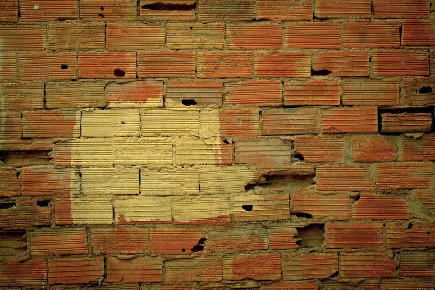 Old Damaged Wall Texture: Stock Photos