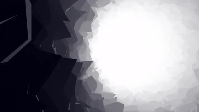 White Tunnel: Stock Motion Graphics