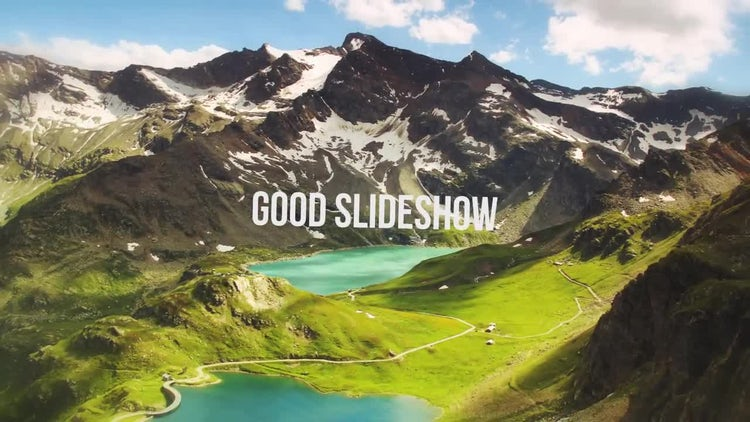 Good Slideshow: After Effects Templates