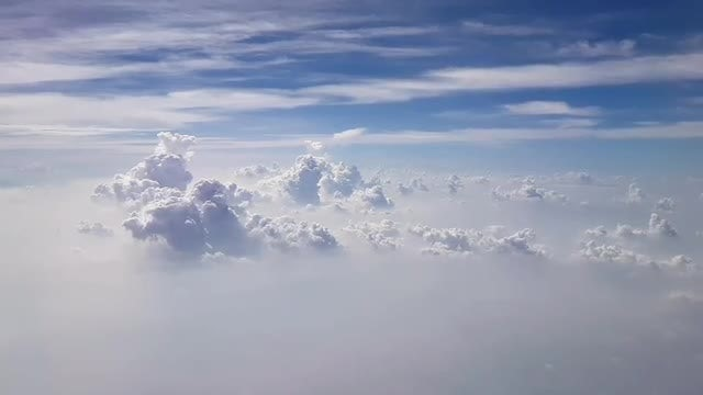 Package Of Cloudscapes : Stock Video