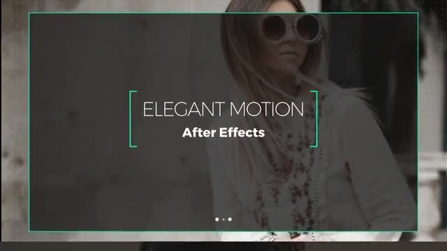 Minimal Slides: After Effects Templates