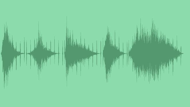 Alien Mothership Landing: Sound Effects