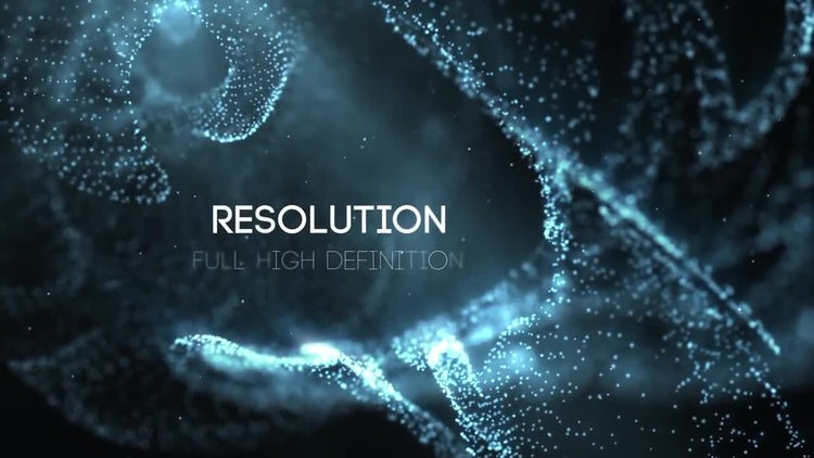 The Blue Space: After Effects Templates
