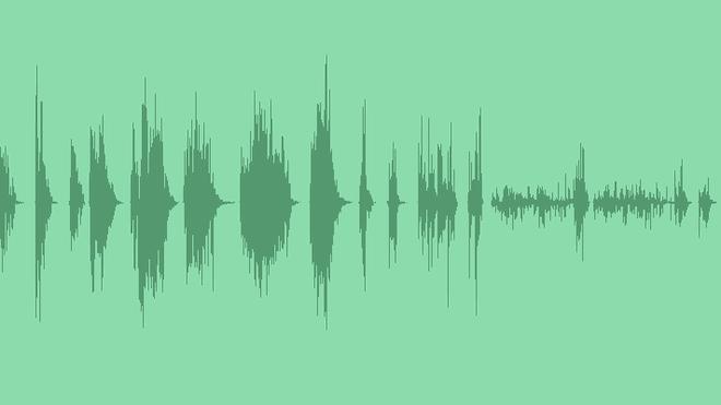 Treasure Everywhere: Sound Effects