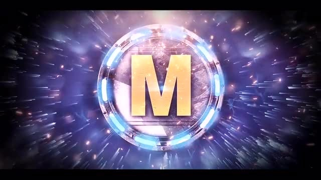 Metal Gears Logo: After Effects Templates