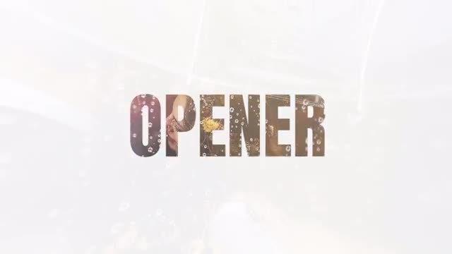 Logo Opener: Premiere Pro Templates