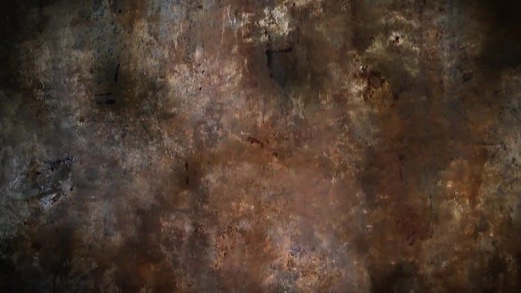 Grunge Rusted Background: Stock Motion Graphics