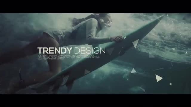 Cinema Reel: After Effects Templates