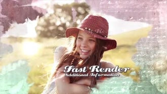 Ink Emotional: After Effects Templates
