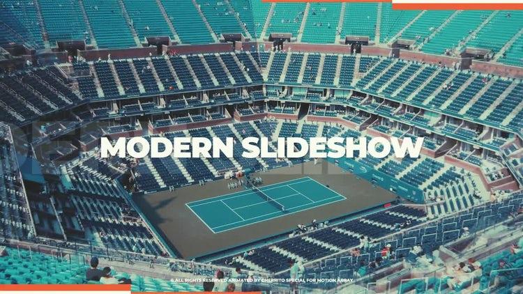 Fast Slideshow: Premiere Pro Templates