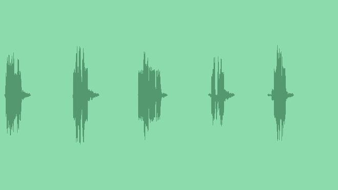 8-Bit Sweet Warm: Sound Effects