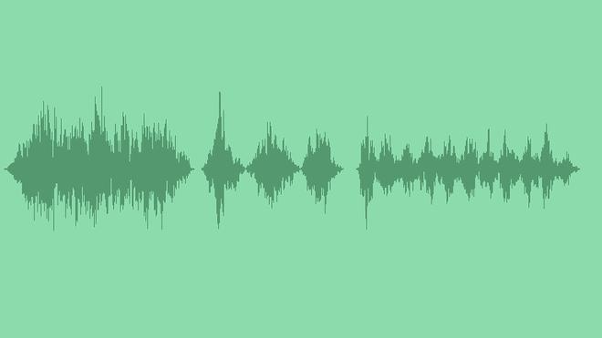 Distortion glitch: Sound Effects