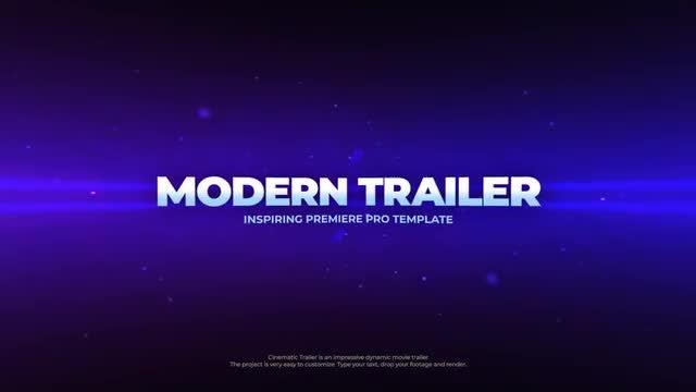 Trailer: Premiere Pro Templates