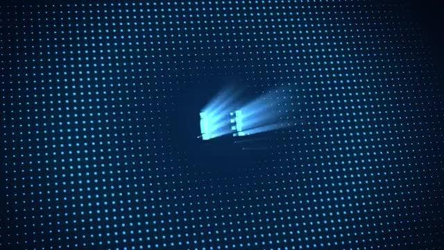 Tech Digital Logo: After Effects Templates