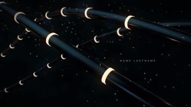 Sci-Fi Cinematic Titles: After Effects Templates