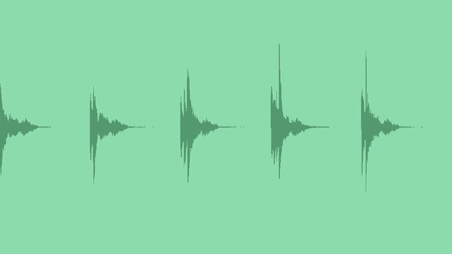 Short Warm UI Alert: Sound Effects