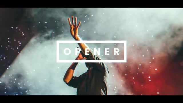 Dramatic Hip Hop Opener: After Effects Templates