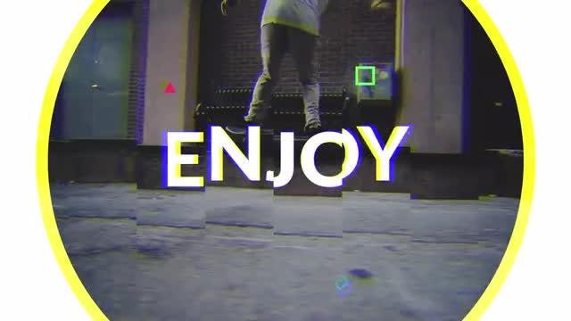 Fast RGB Promo: Premiere Pro Templates