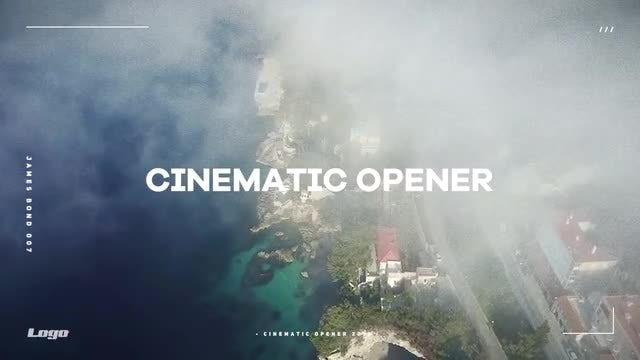 Cinematic Opener: Premiere Pro Templates